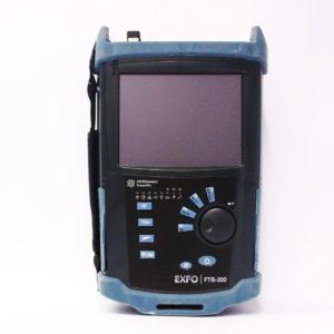 Analizador de espectro óptico OSA