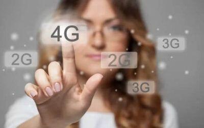 El 67 % de conexiones a internet móvil son 4G en Colombia
